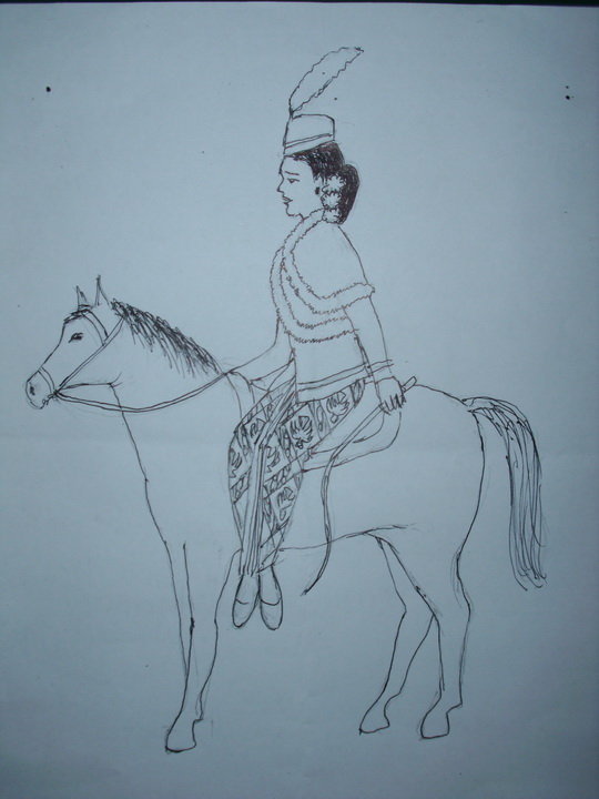 ridehorse
