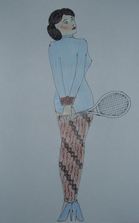 tennisbondage