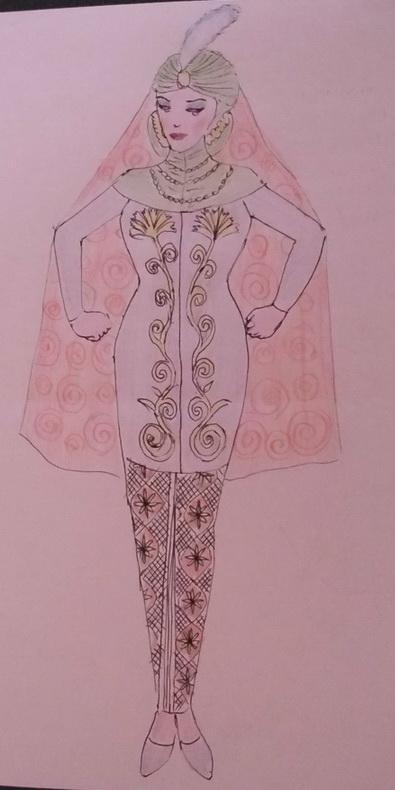 kebaya jilbab 1-4