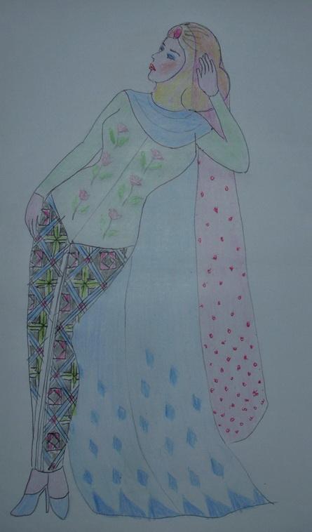 kebaya jilbab 1-5
